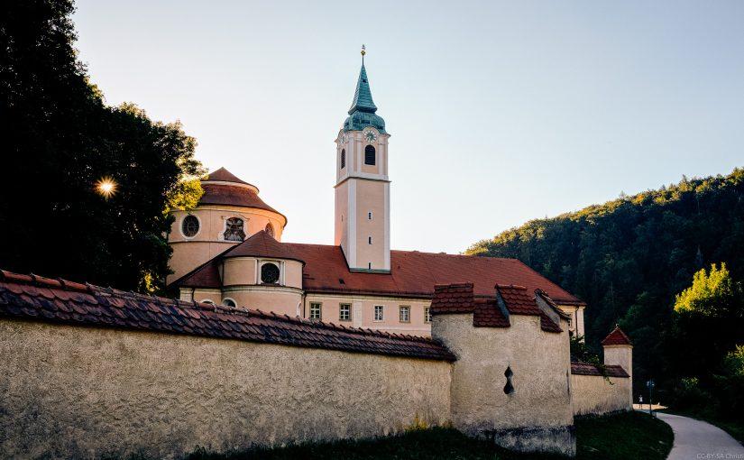 Donauradweg Tag 5: Von Neuburg an der Donau zum Weltenburger Kloster